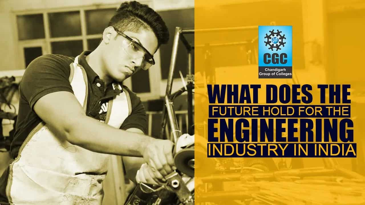 What does  future hold for the Engineering Industry Jobs in India?