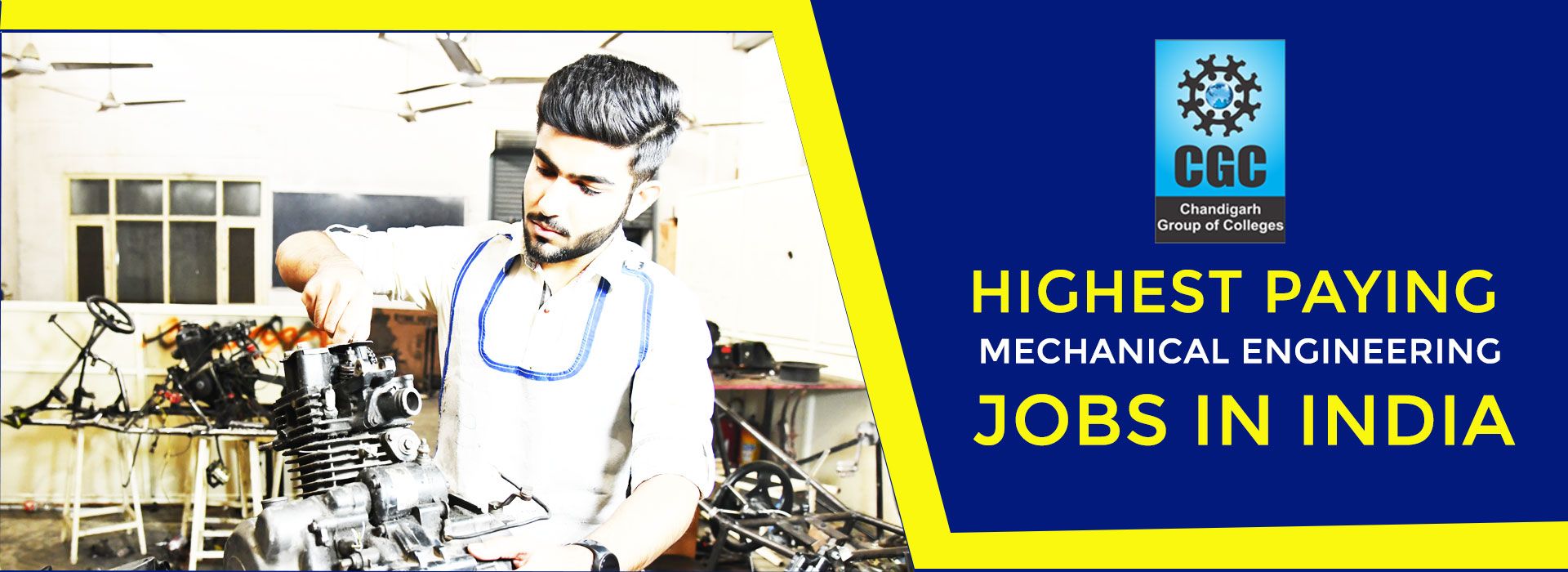 Highest Paying Mechanical Engineering Jobs in India