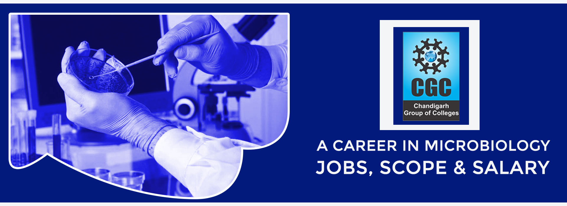 A career in Microbiology: Jobs, Scope & Salary