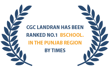 ranked No.1  BSchool.  in the Punjab
