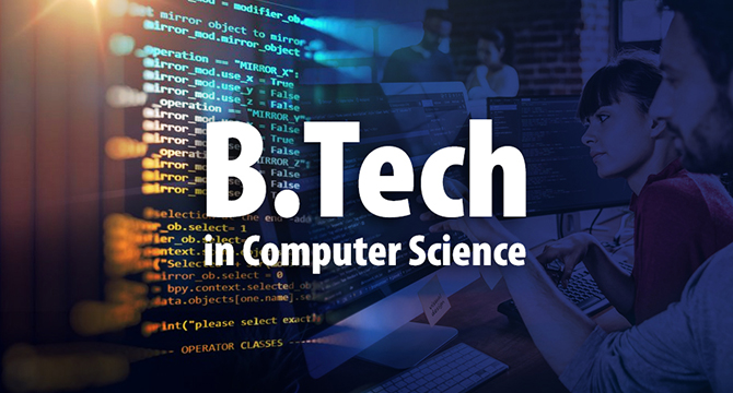 b tech computer science