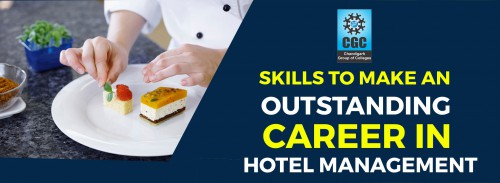 Skills to Make an Outstanding Career in Hotel Management