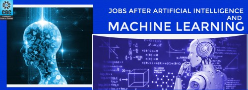 Jobs after Artificial Intelligence and Machine Learning