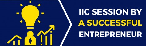 IIC SESSION BY A SUCCESSFUL ENTREPRENEUR